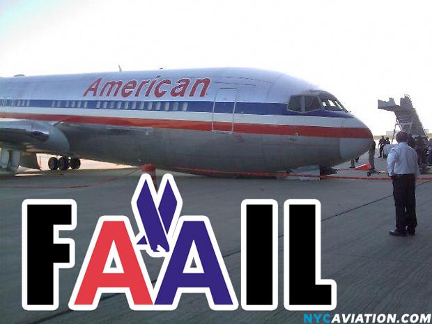 American Airlines Sucks | The Social Media Badass
